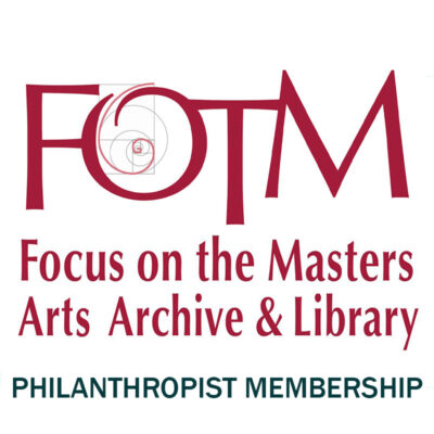 Focus on the Masters Philanthropist Member