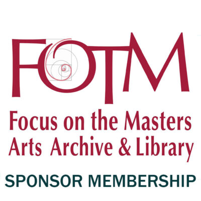 Focus on the Masters Sponsor Membership