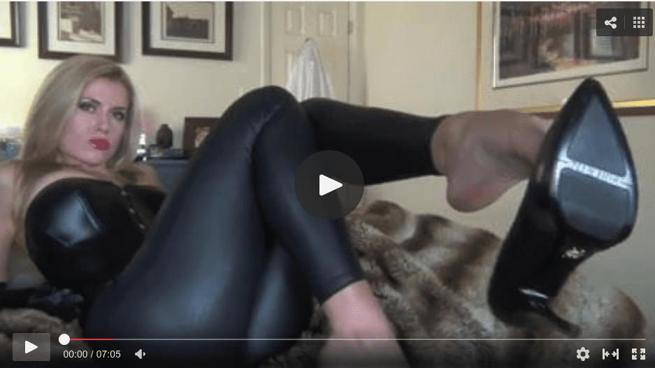Female Domination FLR