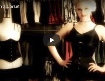 femdom corset