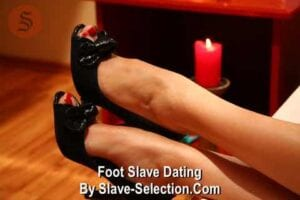 foot slave dating