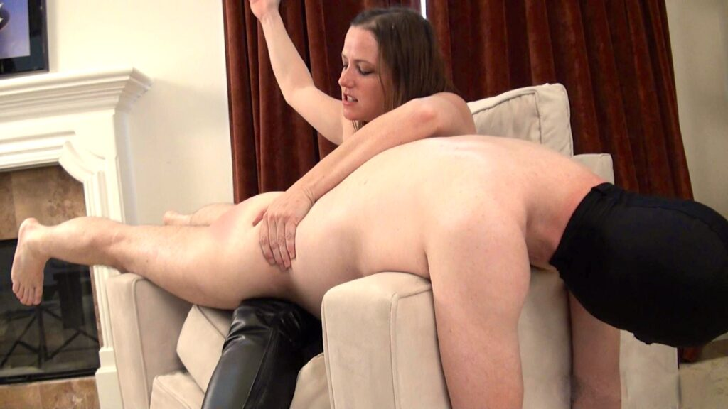 erotic spanking fetish