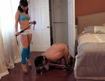 submissive man