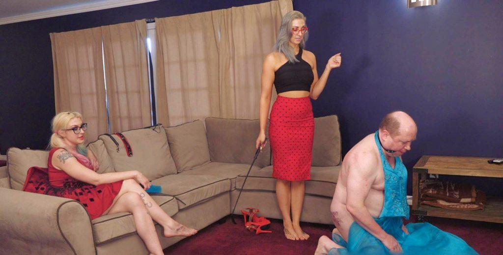 submissive boy