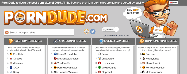 porn dude