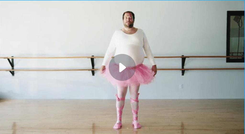 sissy dancing