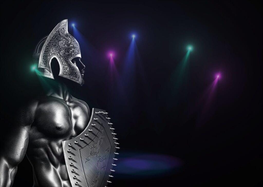 femdom gladiator games