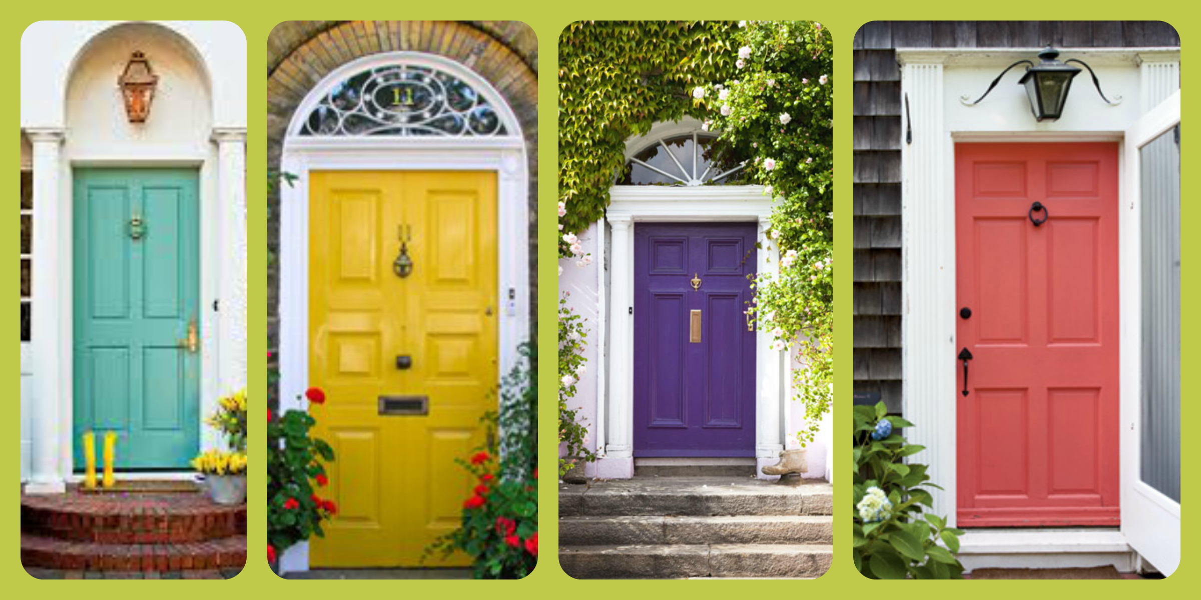ColorfulFrontDoors
