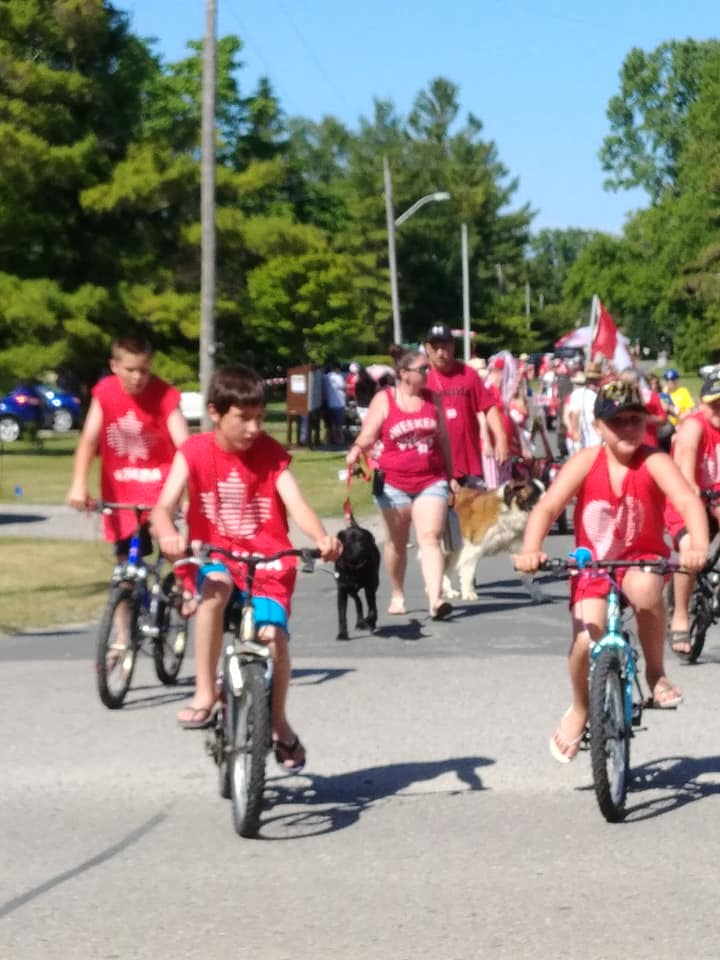 Canada Day Community Walk