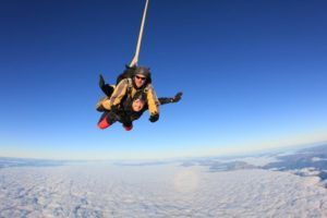 skydiving better quality