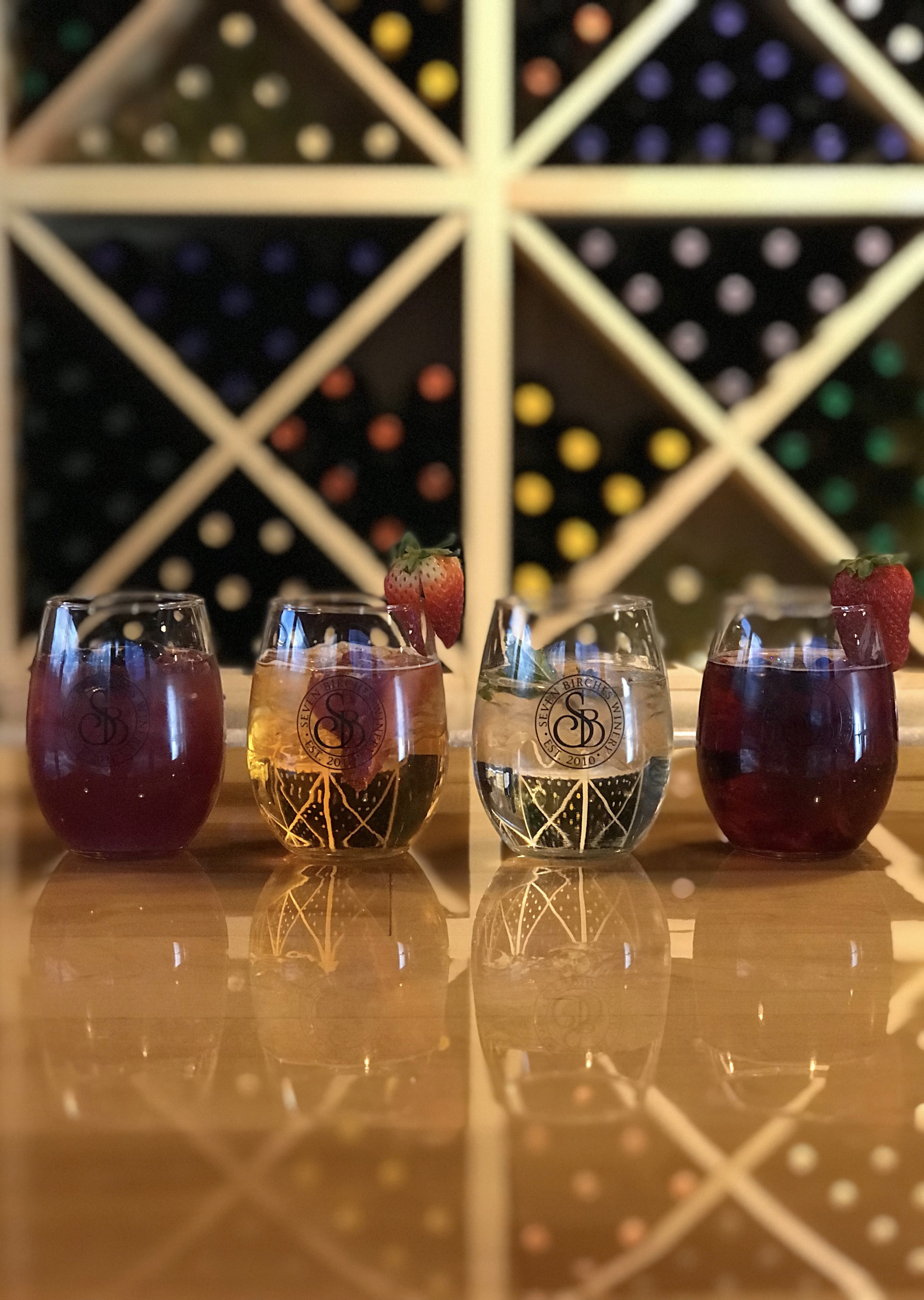 Seven Birches' Specialty Cocktails