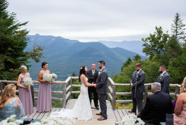 Loon Mountain Wedding
