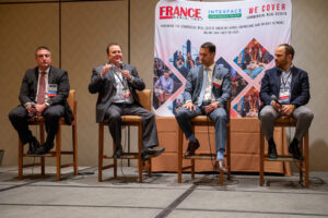 Dave Cheatham Featured on Phoenix Retail Interface Panel with France Media 5