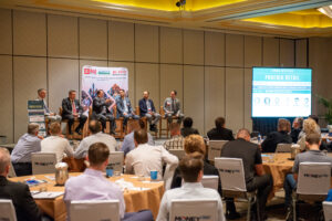 Dave Cheatham Featured on Phoenix Retail Interface Panel with France Media 2