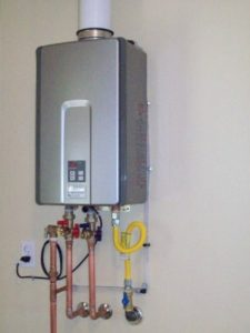 Tankless Water Heaters by Texas Premier Plumbing