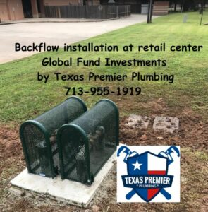 Backflow Installation