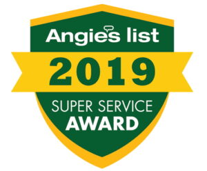 Texas Premier Plumbing Earns 2019 Angie's List Super Service Award