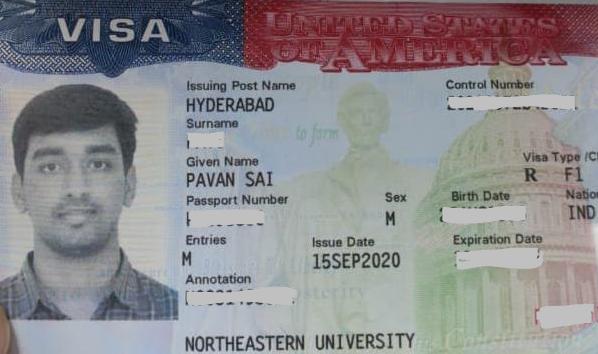 Pavan student visa Novus Education