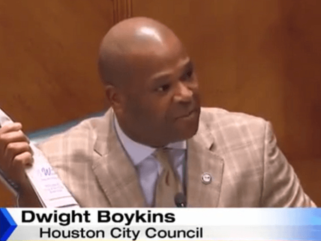 Are All-Black Police Forces the only remaining answer, as Councilman Boykins suggests?