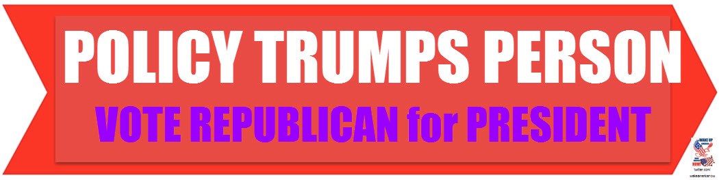 10 Reasons for #NeverTrump to Vote Trump -Supreme Court, etc