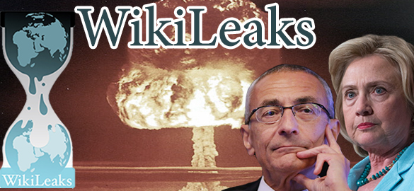 TOP 100 WIKILEAKS -Podesta to HIllary 'Dump Emails, ' Obama Knew of Server