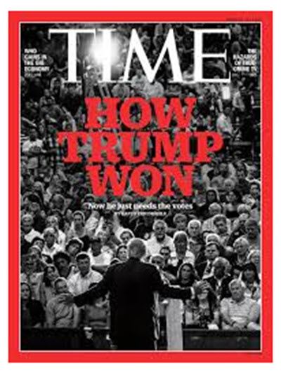 HOW and WHY TRUMP WON And Some Ramifications