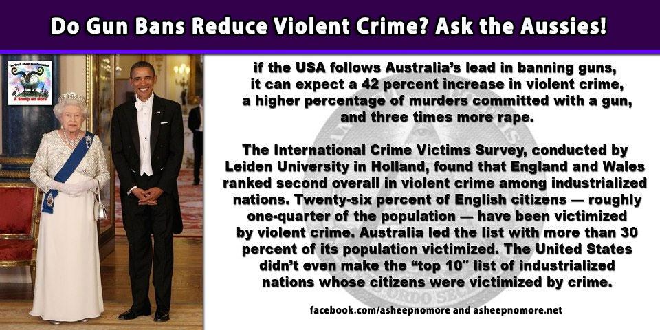 Australia Gun Ban Effect