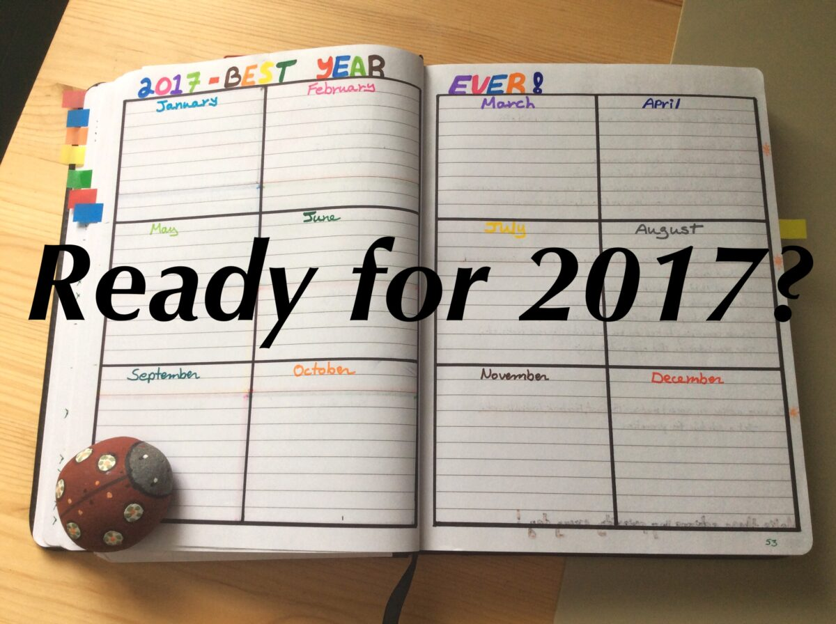 Ready for 2017? Reach Your Goals!