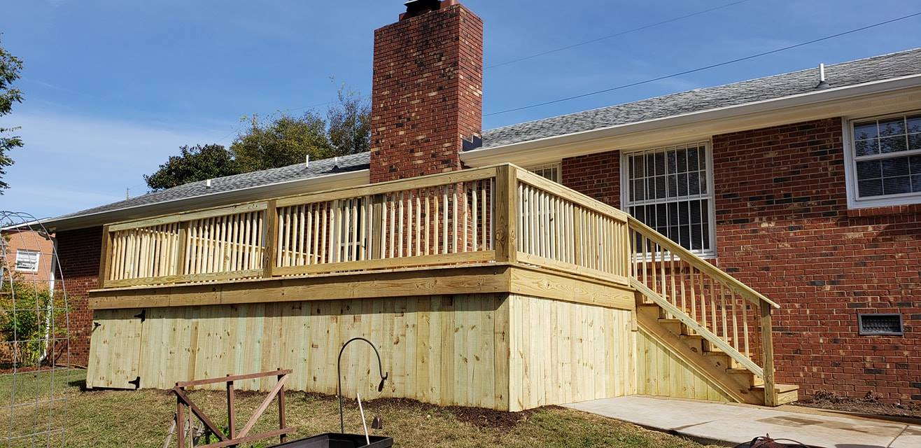 New Large Deck, Nashville