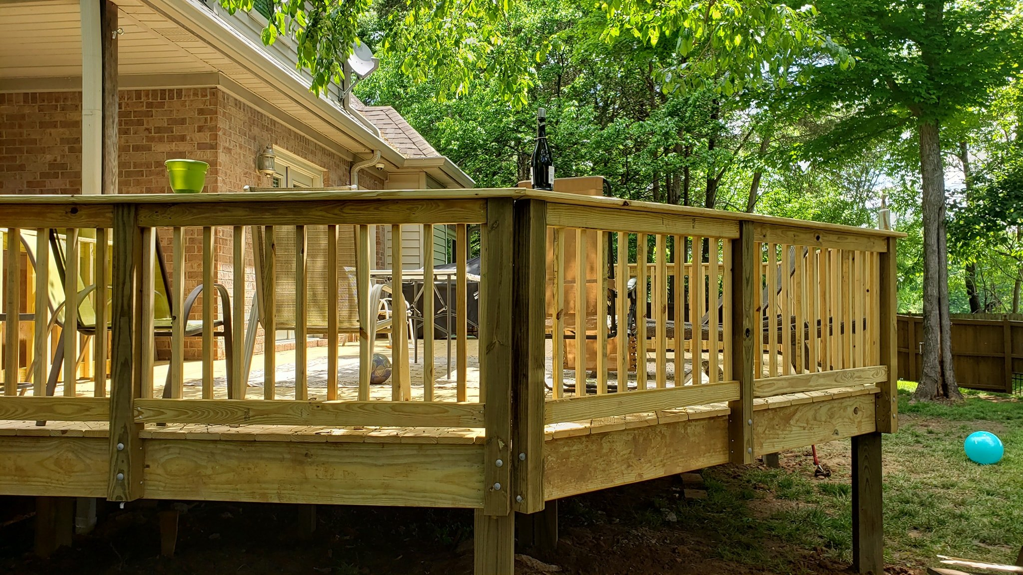 Deck Addition- Mount Juliet