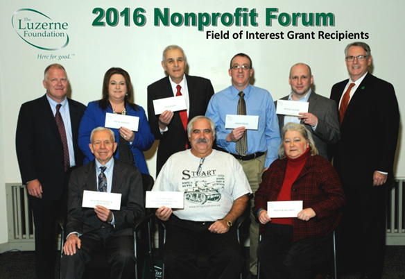 Luzerne Foundation Held 3rd Annual Nonprofit Forum
