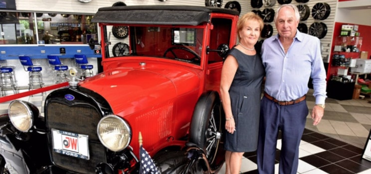 Jack Williams Tire celebrates 90 years in business