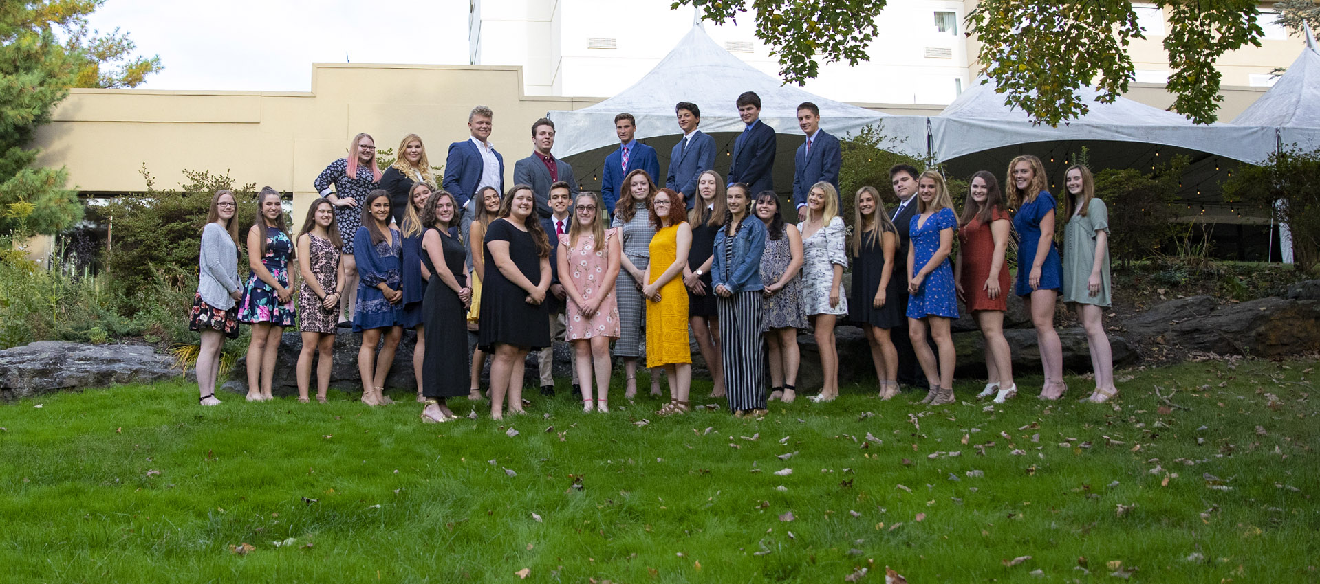 2019-2020 YAC Students