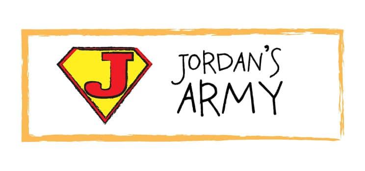 Jordon's Army Fund