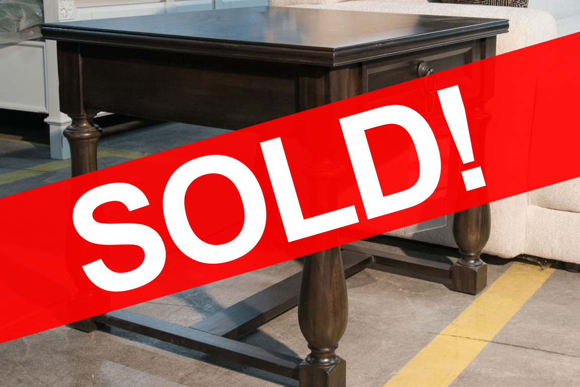 Steve Silver Leona End Table SOLD