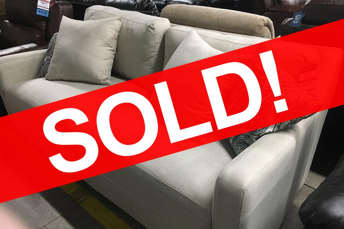 FRANKLIN HADLEY SOFA Sold