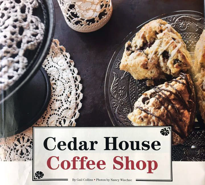Cedar House Coffee Shop