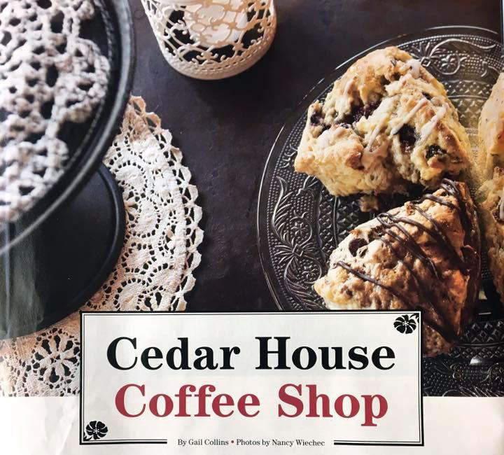 Cedar House Coffee Shop
