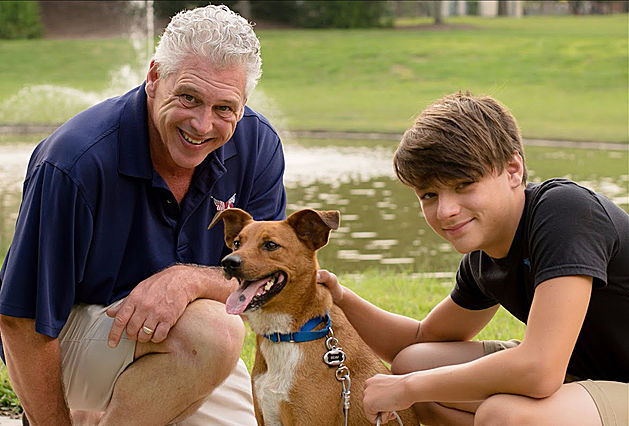 REUNITED: Katy's LaBounty Family Finds Lost Dog After Three Years