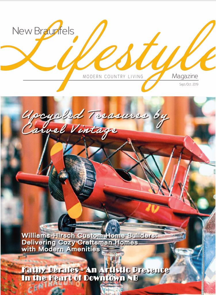 NB Antique & Vintage Vendors Meet Contemporary Decorating Demands