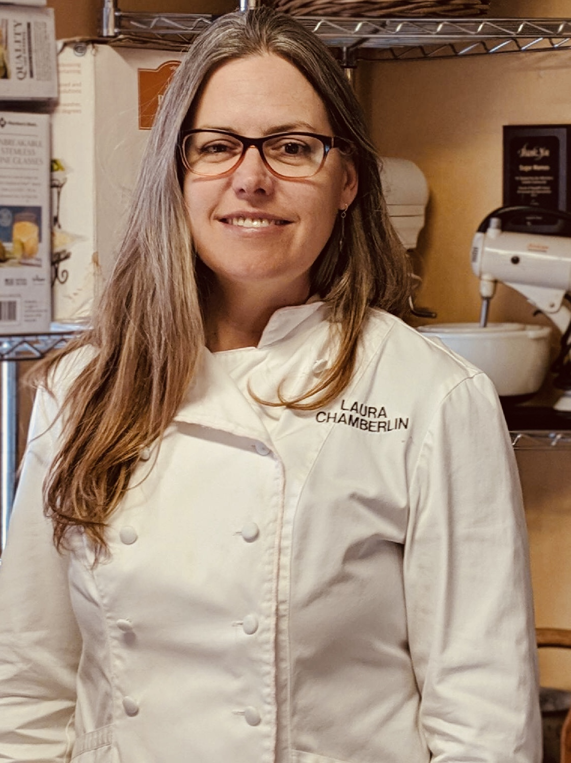 Chef Laura Chamberlin hones the versatility of cooking