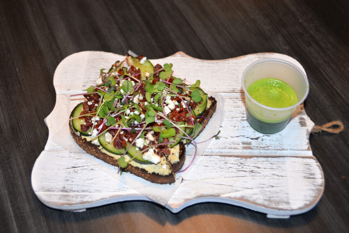 Juice Pub & Eatery: Health from the inside out