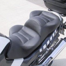 BMW K1200RS: Day-Long Dual Rectangles