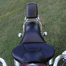 Harley Davidson: Day-Long Solo with Half-moon
