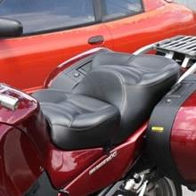 Kawasaki Concours 14: Day-Long Dual Rectangle