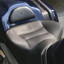Yamaha FJR 1300: Solo with Smugler