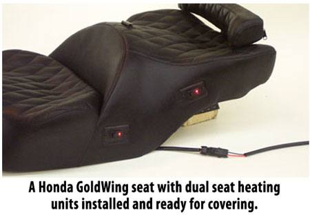 Seat Heating Russell Cycle Products