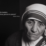 Mother Teresa and Engagement