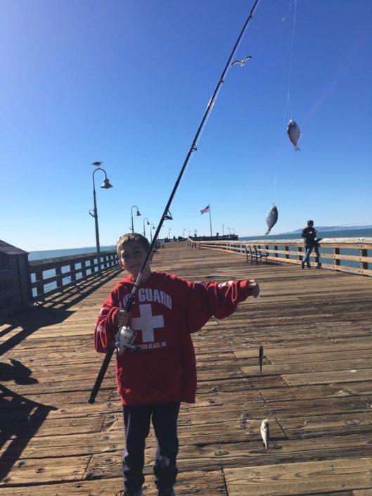 Reel Anglers Fishing Show at Ventura Pier