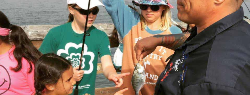 Reel Anglers Fishing Show founder Kevin Brandon